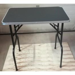 Trimmauspöytä, (pituus 80cm), Musta