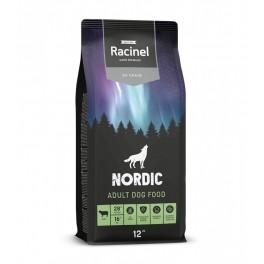 Racinel Nordic Adult lamb 12kg