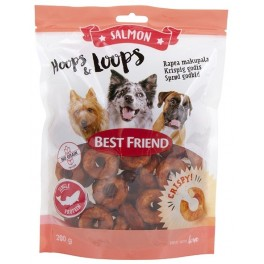 Best Friend Hoops & Loops rapea lohimakupala 200 g