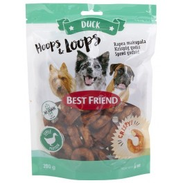 Best Friend Hoops & Loops rapea ankkamakupala 200 g