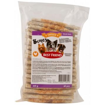 Best Friend bones herkkuluutikku kanafileellä 60kpl